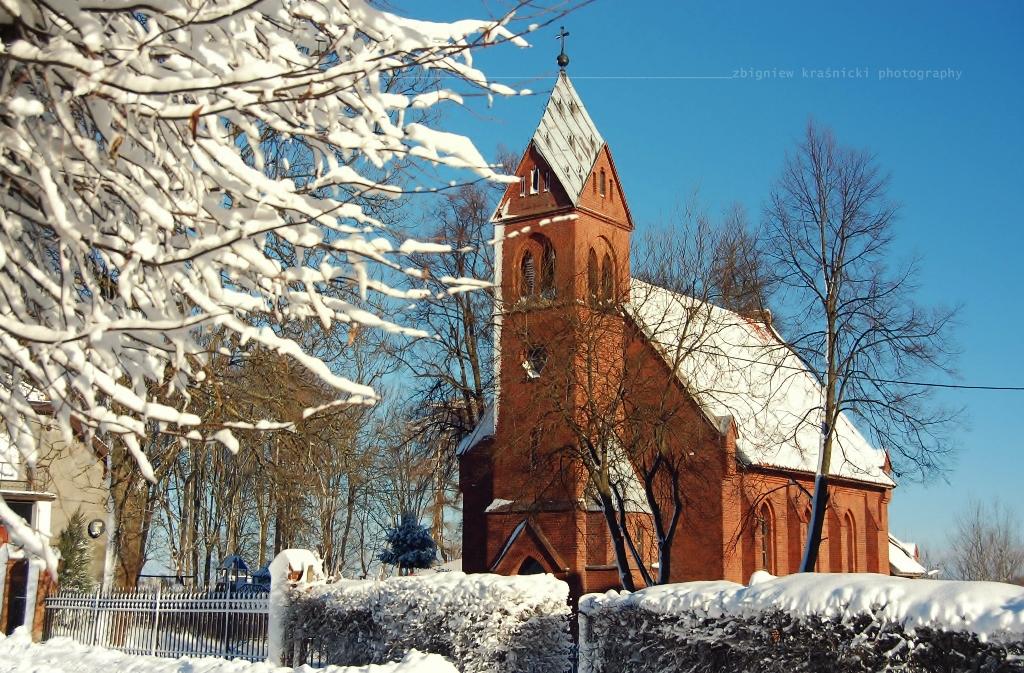 Kościół w Jezioranach
