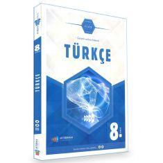 Antrenman TEOG 8.Sınıf Türkçe Çözümlü ve Konu Anlatımlı (2017)