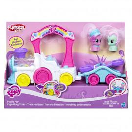 My Little Pony Minty Pop-Along Train Playskool Figure