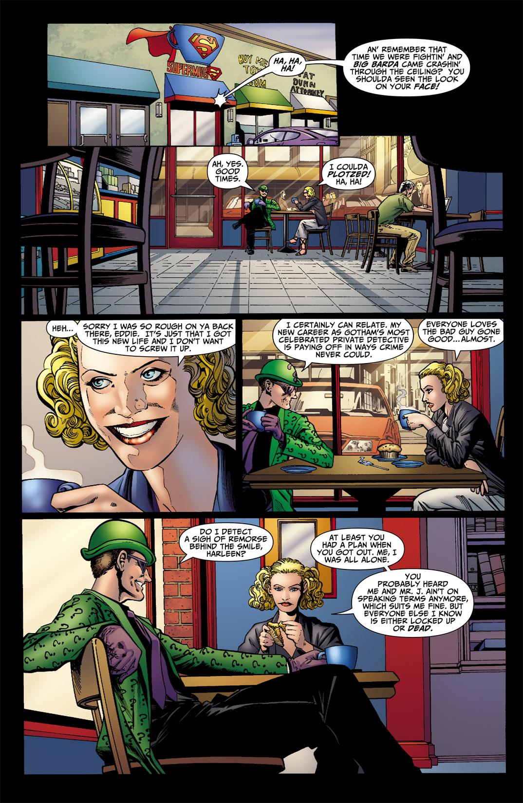Detective Comics (1937) 837 Page 6