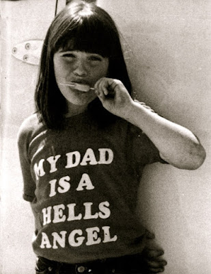 My Dad Is A Hells Angel T-Shirt
