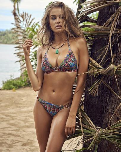 2016 model world bikini Jennifer Linnea
