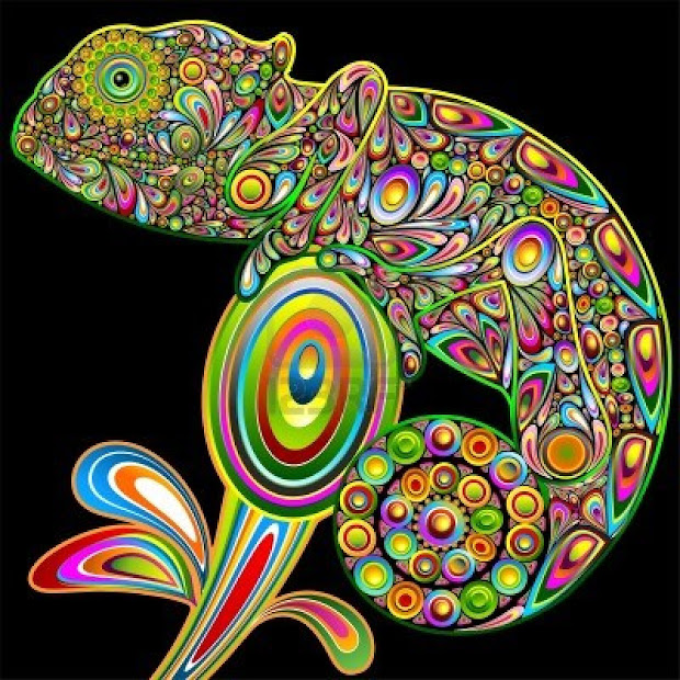 Famous Psychedelic Art