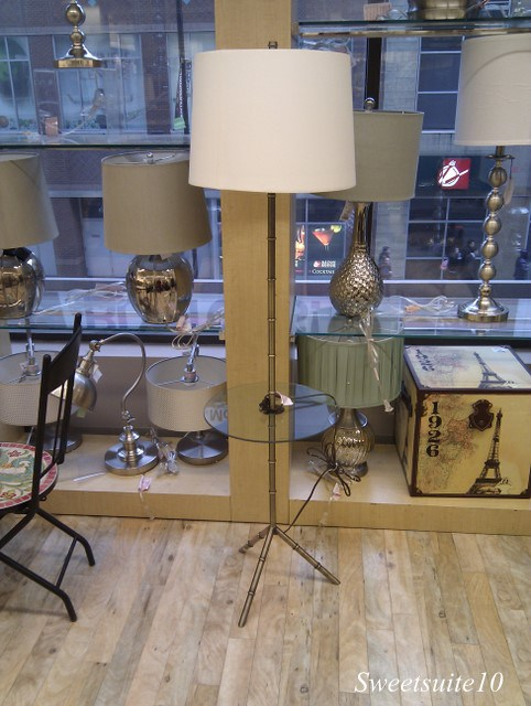 Maurice Floor lamp knock-off
