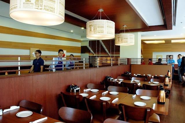 Ihop Restaurant Central Avenue Chino Ca