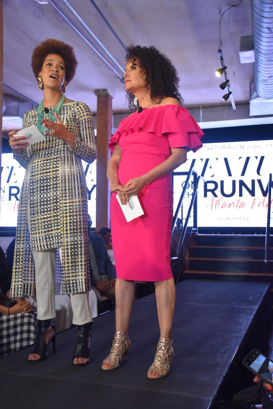 NaturallyCurly's Texture on the Runway Atlanta Edition Recap  via  www.productreviewmom.com