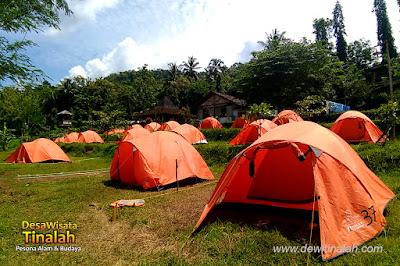 Layanan-Paket-Camping-Jogja Terlengkap-untuk- Berbagai-Kalangan–Desa-Wisata-Tinalah
