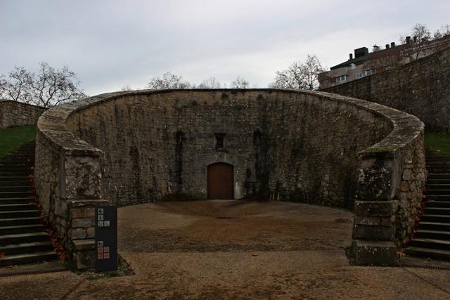 Fortín de San Bartolomé, Centro de Interpretación de las murallas de Pamplona