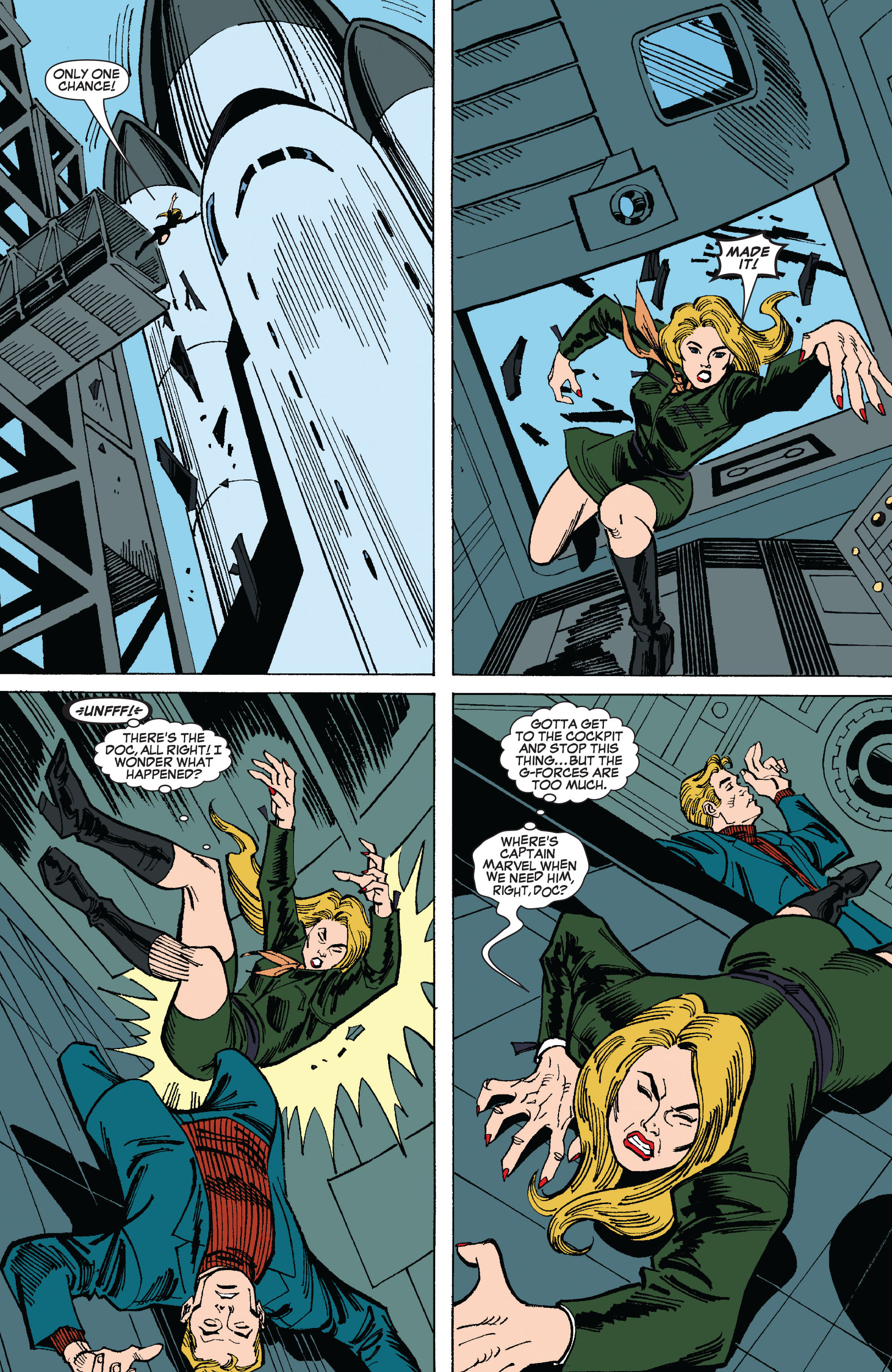 Read online Secret Invasion: The Infiltration comic -  Issue #8 - 15