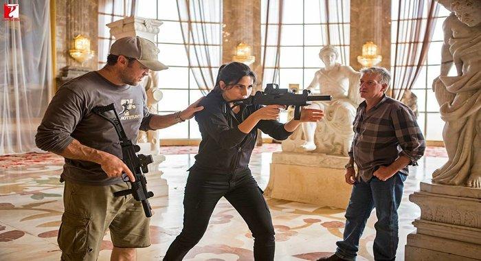 Katrina Kaif First Look in Tiger Zinda Hai