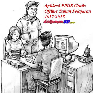 Aplikasi PPDB Gratis Offline Tahun Pelajaran 2017/2018