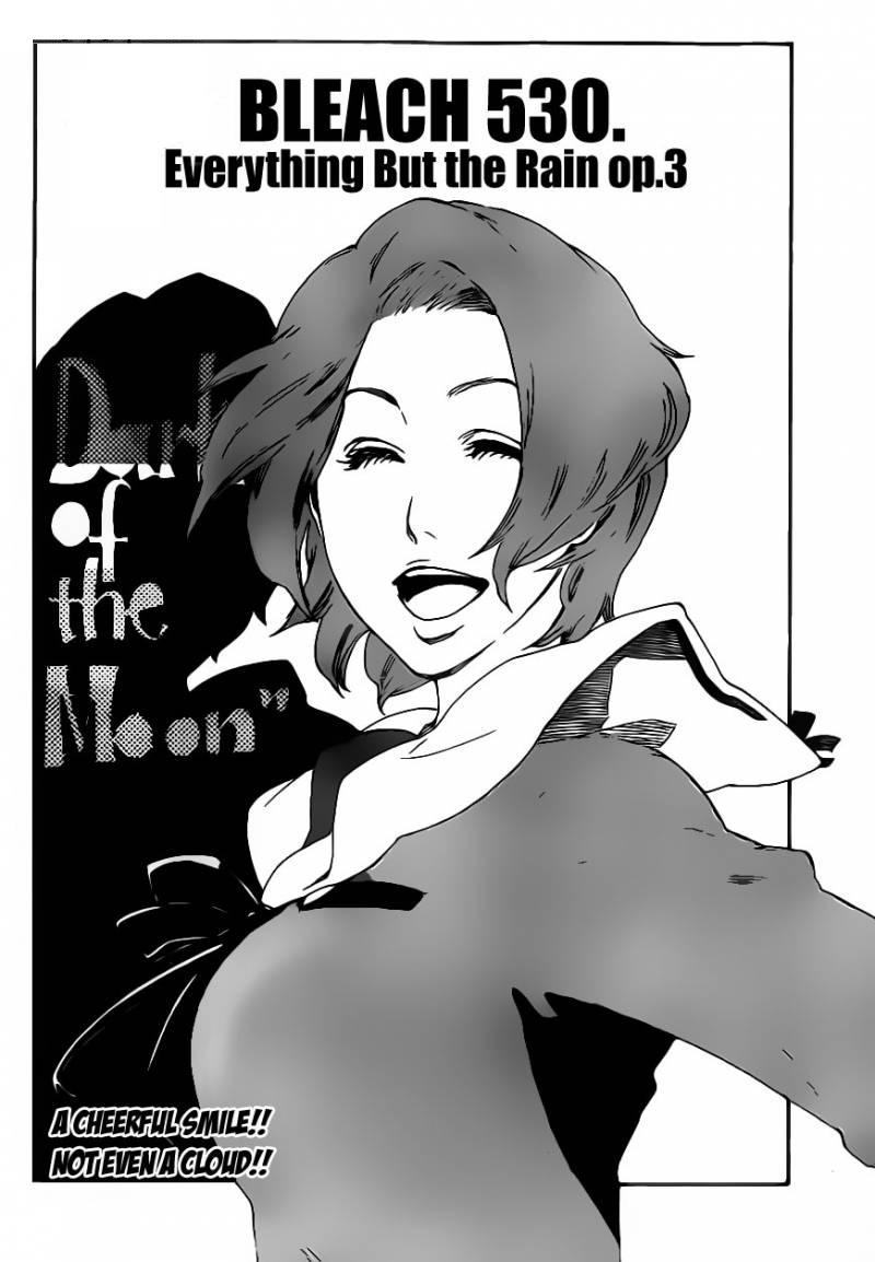 Bleach chapter 530 trang 6
