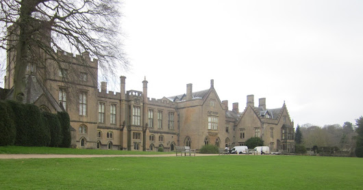 Recalling another recent visit to a nearby UK Stately Home
