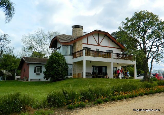 Hospedagem na Colônia Witmarsum, Pousada Campos Gerais