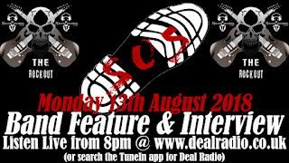 The Rock Out Radio Show - 13th August 2018