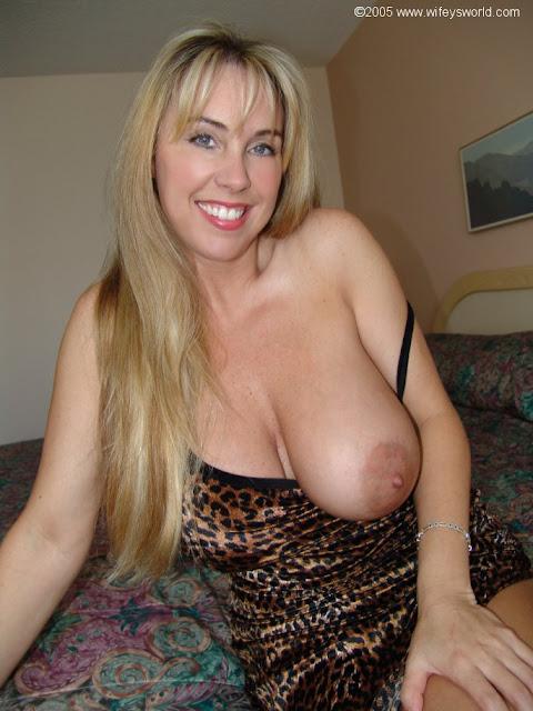 Wifey boob