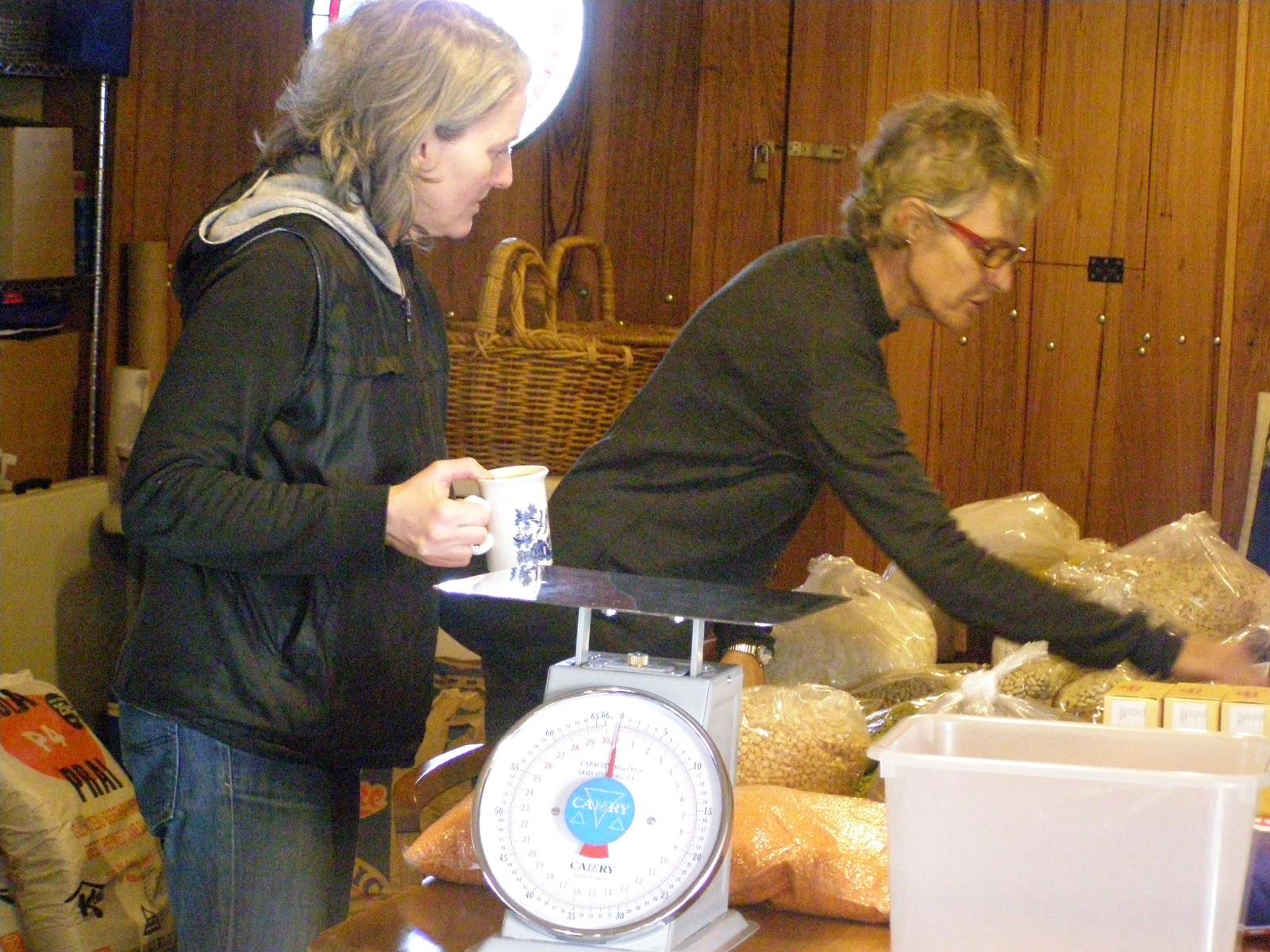 Rural Bulk Food Co-Op's: BEAM Bulk Food Scheme