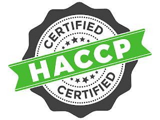 Sertifikat HACCP