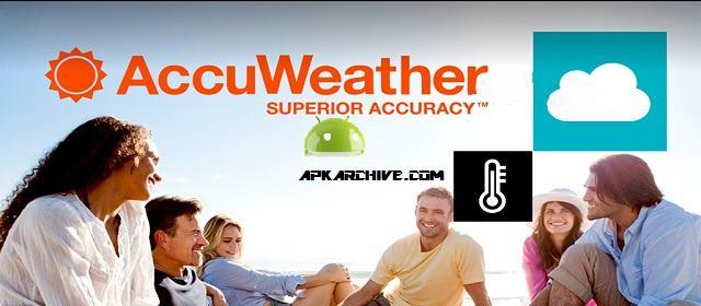 AccuWeather Platinum Hava Durumu APK indir Android