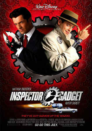 Inspector Gadget 1999 WEB-DL 250Mb Hindi Dual Audio 480p Watch Online Full Movie Download bolly4u