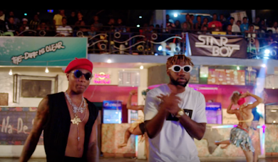 MUT4Y Ft WIZKID - MANYA VIDEO