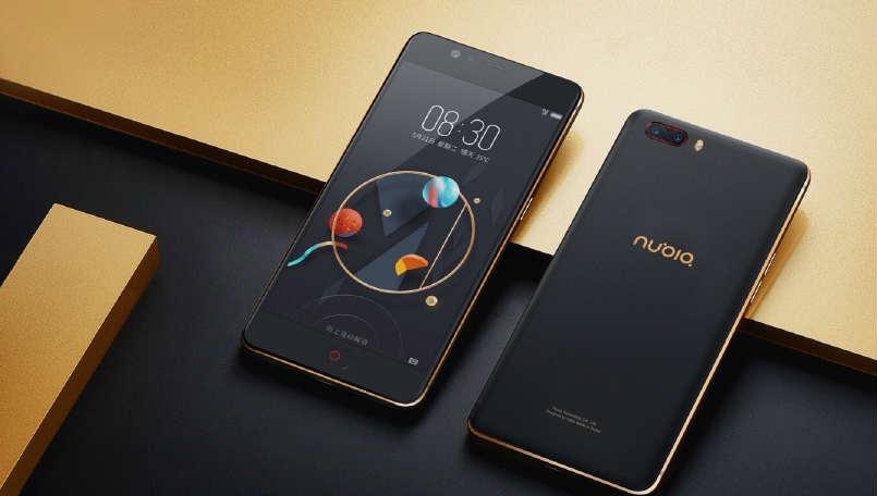 Nubia Z17 a Smartphone With 8gb Ram