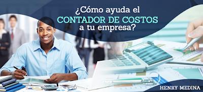 como ayuda el contador de costos a tu empresa