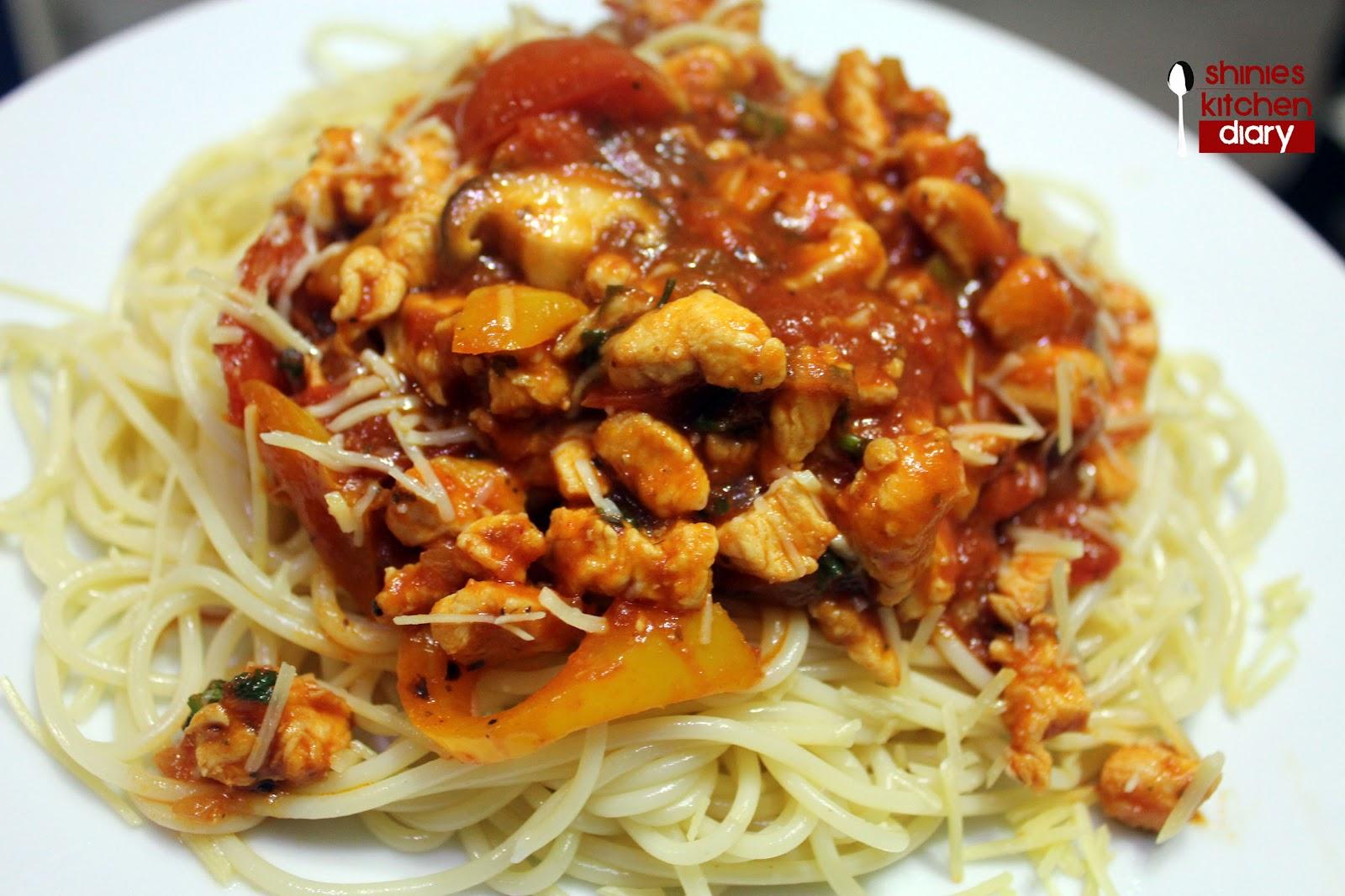 Spaghetti Bolognese - The Cozy Cook |Spaghetti Bolognese Chicken