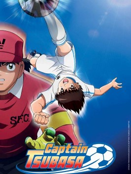 Assistir Captain Tsubasa (2018) Dublado Online, Captain Tsubasa (2018) Dublado, キャプテン翼 Online, Download Captain Tsubasa 2018 Dublado, Super Campeões 2018 Dublado, Captain Tsubasa 2018 Todos os Episódios , Cartoon Network.