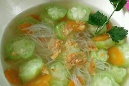 Manfaat Sayur Oyong untuk Kesehatan Tubuh