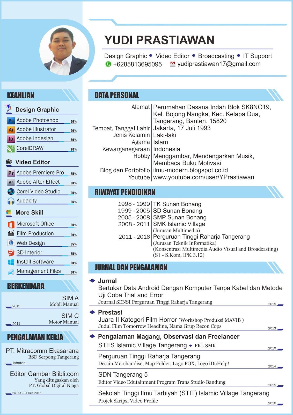 CV Yudi Prastiawan