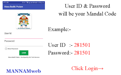 MANA BADIKI PODAM APP AND USER MANUAL