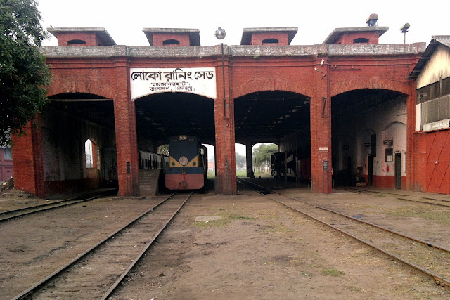 lalmonirhat railway junction