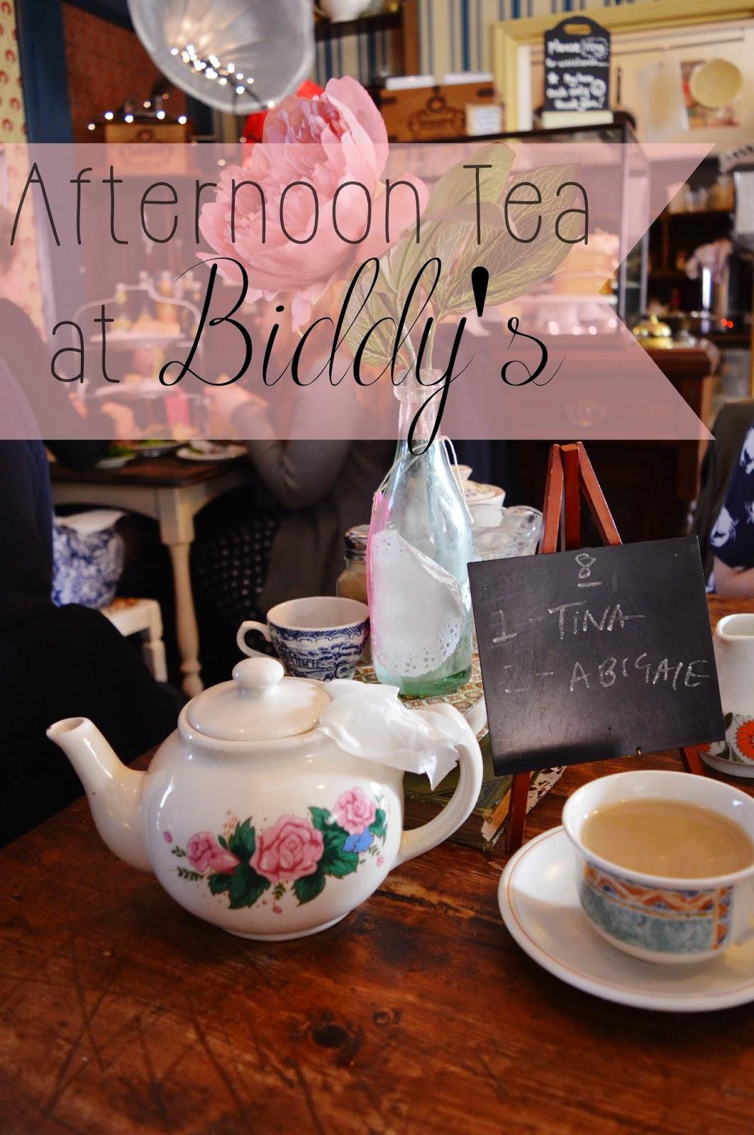 Abigail E Mann Archive Snug Afternoon Tea At Biddy S Tearoom