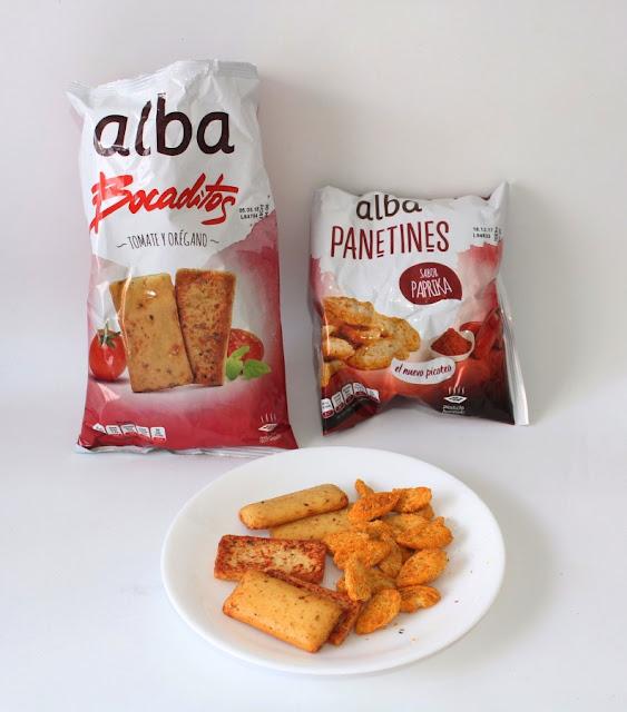 Alba panetines paprika