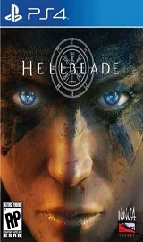 Hellblade Senuas Sacrifice PS4-DUPLEX