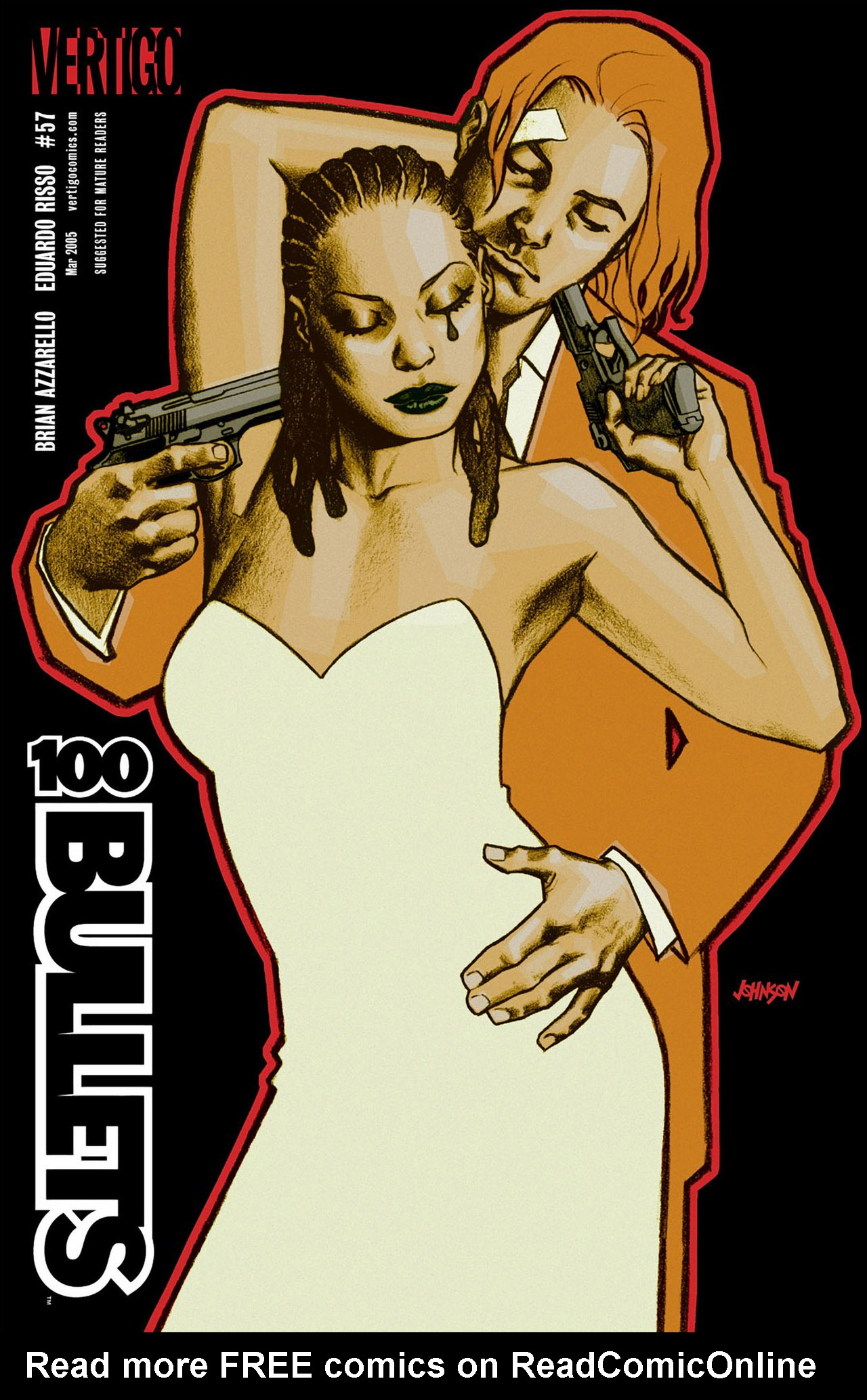 Read online 100 Bullets comic -  Issue #57 - 1