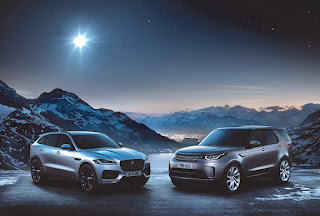 Jaguar land Rover acchive 16% growth in 2018