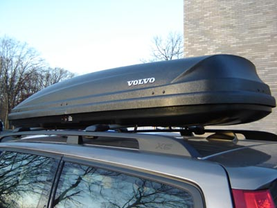 Volvo S40 2009 Cargo Box Weekender Accessories