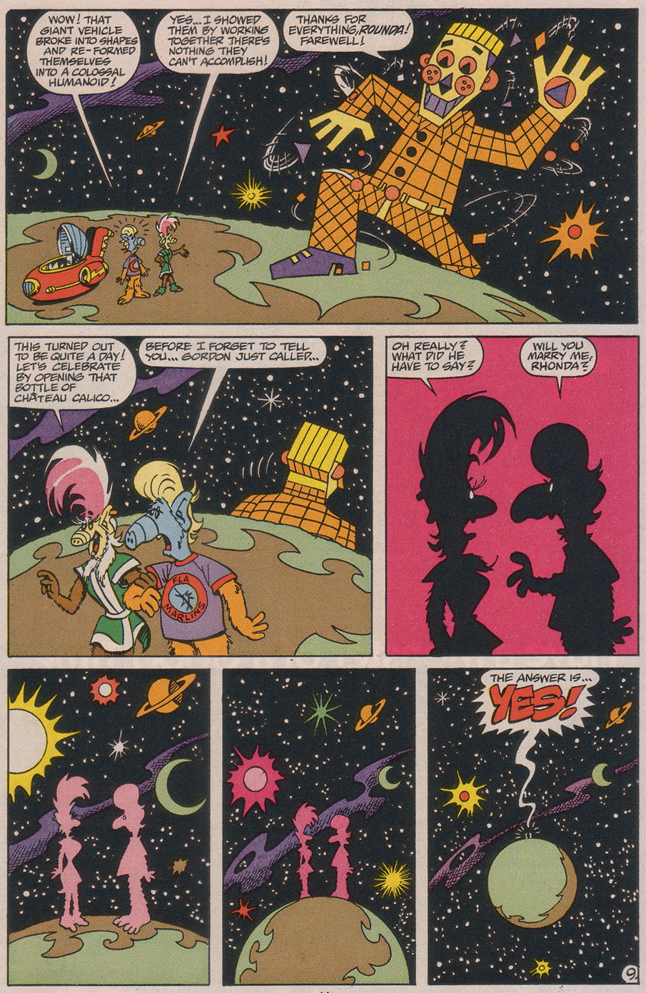 Read online ALF comic -  Issue #49 - 13