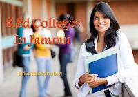 B.Ed Colleges In Jammu