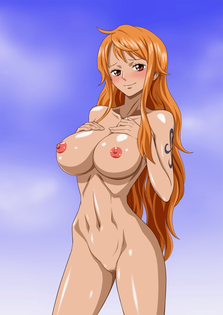 nude and sexy images of nami