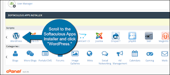 Wordpress Tutorial Bangla Part-3 সফটাক্লাউস দিয়ে ওয়ার্ডপ্রেস সেটআপ