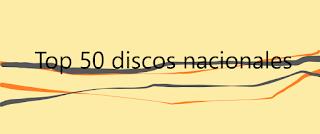 Loa 50 mejores discos en España