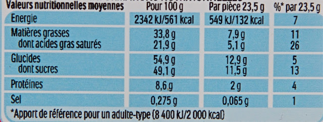 Kinder Country - Snack - Breakfast - Dessert - Calories Kinder Country - Chocolat au lait - Chocolat - Milk - Lait - Milk chocolate - Kinder - Ferrero - Child - Kinder céréales - Kinder cereals