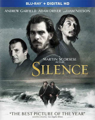 Silence 2016 Eng 720p BRRip 1.4Gb ESub
