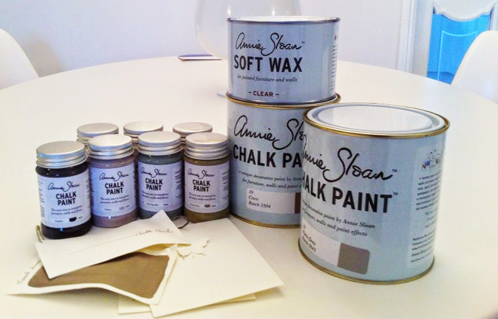 Pittura Shabby Leroy Merlin the magpie: la magica chalk paint® di annie sloan