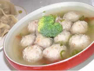 Resep Bakso Ayam Sayur