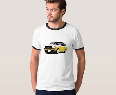 Opel Kadett GT/E  t-paidat