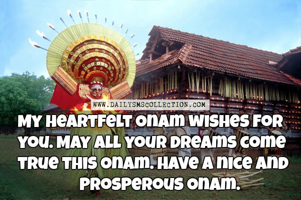 Happy Onam Drawing HD Free Download